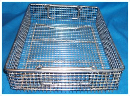 Wire Mesh Basket-2