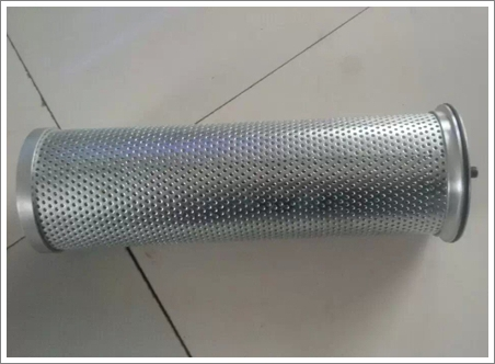 Tube Filter Material Galvanized Wire Mesh Stainless